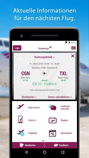 Eurowings Günstige Flüge Revenue Download Estimates Google