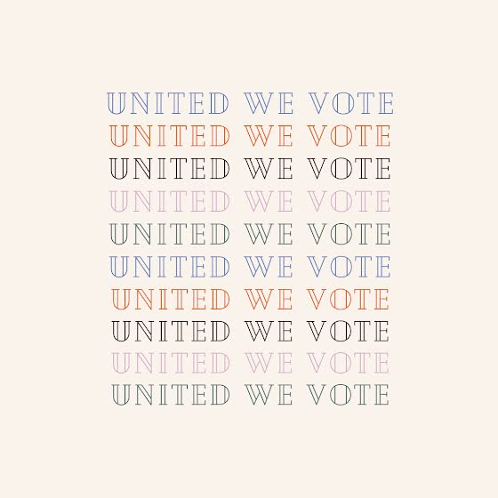 United We Vote 01 - Instagram Post Template