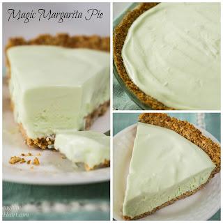 Magic Margarita Pie.