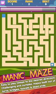 Manic Maze - náhled