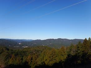北側の眺め