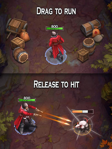 Monster Killer - Assassin, Archer, Hero Shooter modavailable screenshots 10