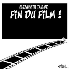 Photo: 2011_Décès d' Elizabeth Taylor