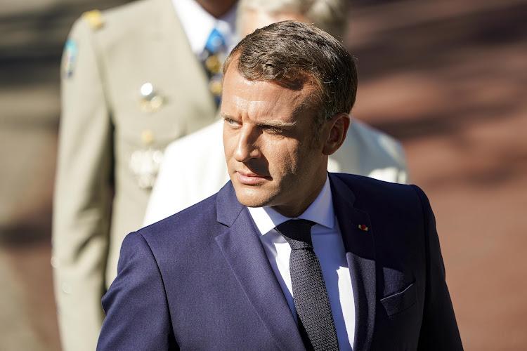 🎥 Emmanuel Macron a fait trembler les filets à l'occasion d'une rencontre de charité