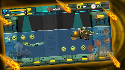 Aliens Transform: Ultimate Alien War Battle 1.0 screenshots 2