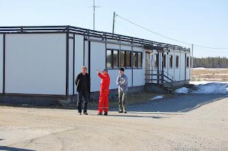 Photo: RMFK Rydder Eggemoen for ny fly plasseier Ola Tronrud