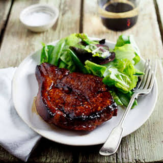 Sticky Pork Chops Recipes.