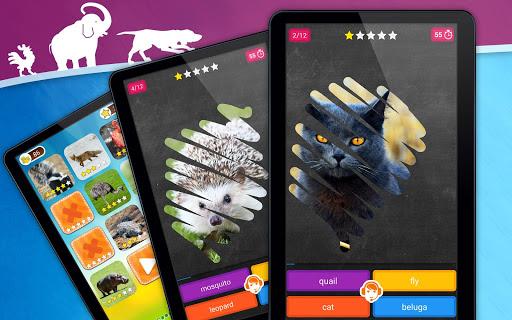 Scratch Game: Animals Quiz 2.2 screenshots 10