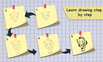 How To Draw Tattoo : Learning - screenshot thumbnail 06