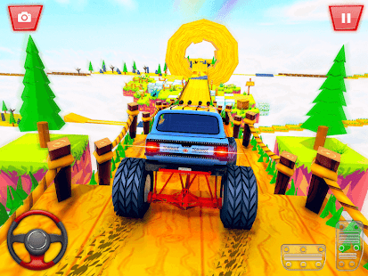 Mountain Truck Stunt 2020: Impossible Climb Master for PC-Windows 7,8,10 and Mac apk screenshot 11
