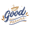 Good Morning Good Night Stickers for WhatsApp icon