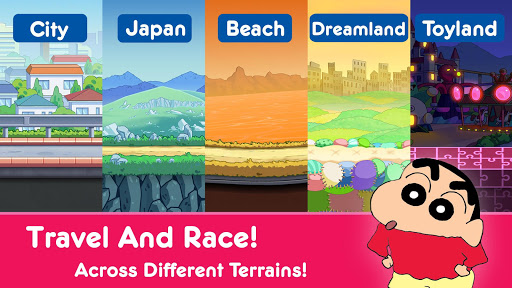Shinchan Speed Racing : Free Kids Racing Game 1.16 screenshots 2