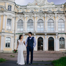 Wedding photographer Artem Vazhinskiy (Times). Photo of 19.04.2018
