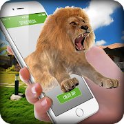 App Lion On Screen Scary Joke APK for Windows Phone