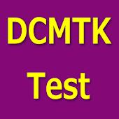 DCMTK Command test