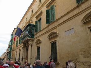 Photo: 204 La Valette, rue des marchands, Palazzo Parisio