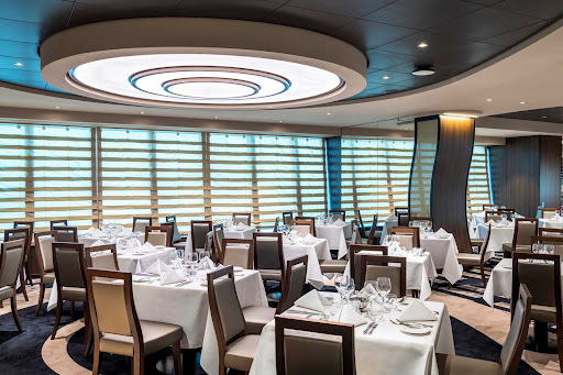 minuetto.jpg - Minuetto is one of four main complimentary restaurants on MSC Virtuosa.