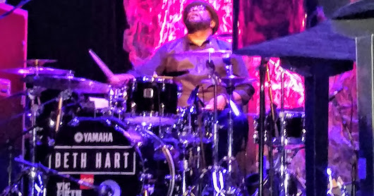 Beth Hart Band - Park West Night 1 - Sept. 21, 2016