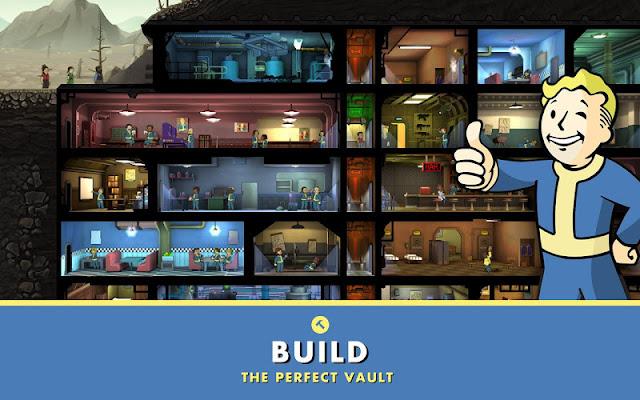 Fallout Shelter- لقطة شاشة
