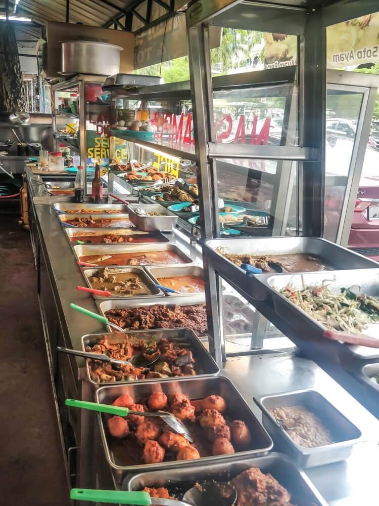 batu ferringhi nasi+kandar+penang+street+food+malaysia