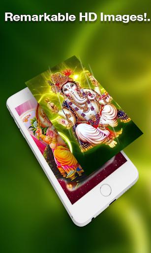 New Ganesh Wallpapers HD 1.0 screenshots 6