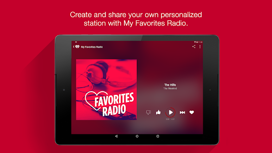 iHeartRadio Free Music & Radio Screenshot 12