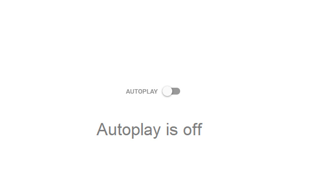 Stop Youtube Autoplay