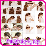Easy Hairstyle Step by Step