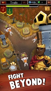 Castle Fusion Idle Clicker Mod Apk (MERGE + No Ads) 5
