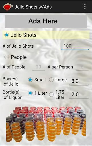 Jello Shots w Ads