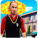 Bad Guys at School Sim walkthrough icon