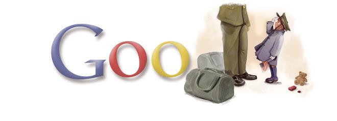 veterans day 2009 google