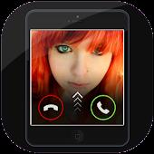 Smart Full screen caller id
