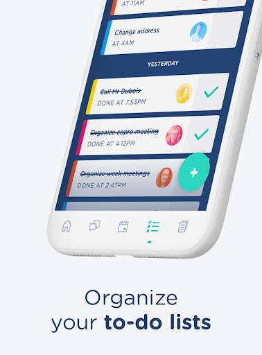 COORGANIZ shared calendar screenshots 3