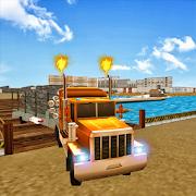 City Cargo Truck Driving 3D