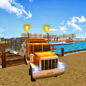 City Cargo Truck Driving 3D for PC and MAC