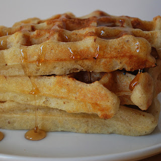 Yeast Waffles.