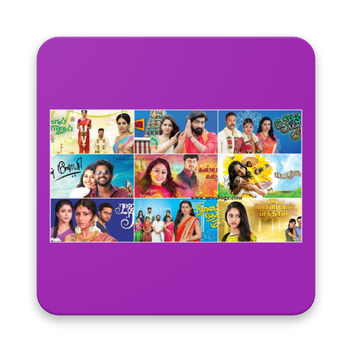 Vijay TV Serials Icon