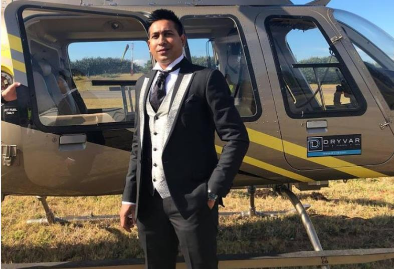 'Cryptocurrency king' Priven Reddy sued for R200k over failed web project