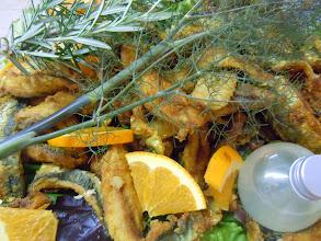 Photo: sardines aux épices douces