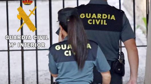 Detienen a un ladrón en Roquetas al que una víctima sorprendió con su televisión