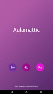 Download Aulamattic For PC Windows and Mac apk screenshot 1