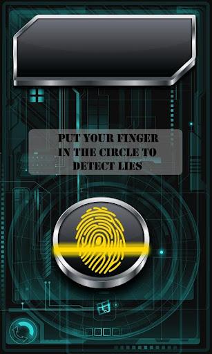 Lie Scanner Detector - Prank