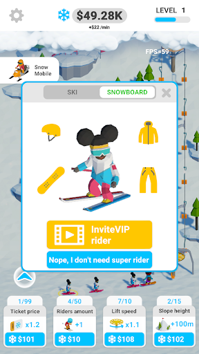 Ski Resort Idle screenshots 5