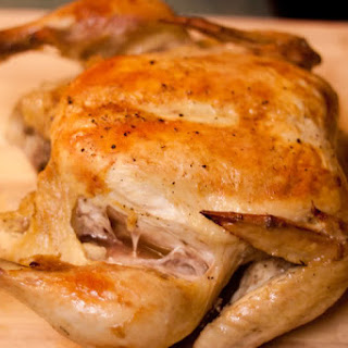 Easiest Roast Chicken Ever Recipe