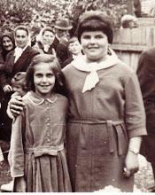Photo: Nagy Zsófika és Ilonka 1963
