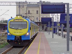 """Photo: EN57AL-1324, """"Brda"""" Bydgoszcz Główna - Gdynia Chylonia {Bydgoszcz Główna; 2015-05-28}"""