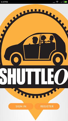 ShuttleO Rider App