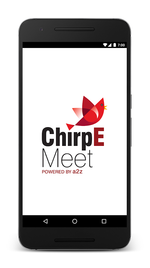 ChirpE Meet- screenshot