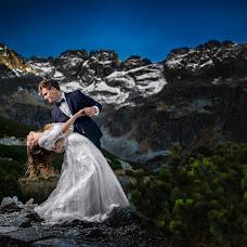 Wedding photographer Tomasz Majcher (TomaszMajcher). Photo of 18.10.2017